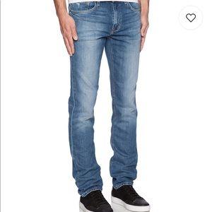 Joes jeans the brixton bastiaan in medium blue
